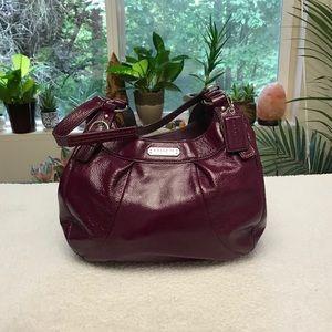 Coach Patton leather hand bag